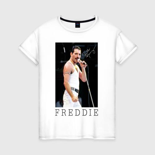 Женская футболка хлопок Freddy