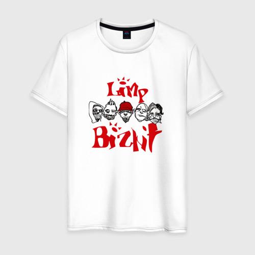 Мужская футболка хлопок Limp Bizkit