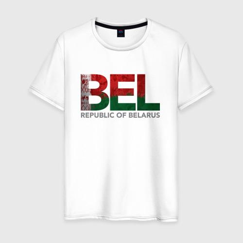 Мужская футболка хлопок Беларусь