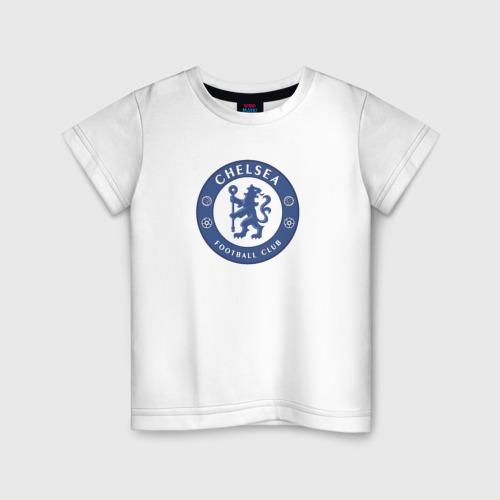 Детская футболка хлопок Chelsea FC