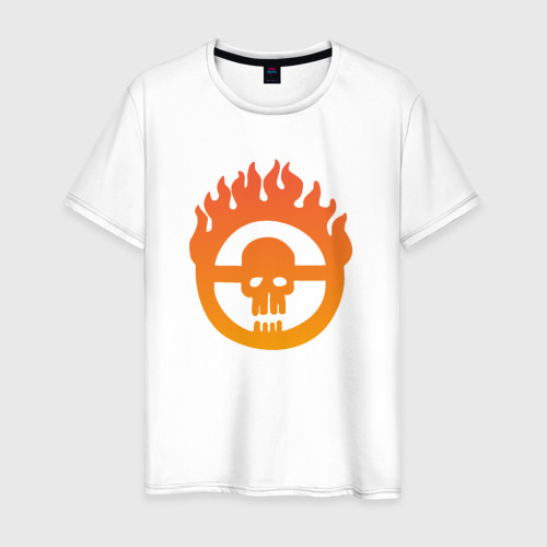 Мужская футболка хлопок MAD MAX: FURY ROAD