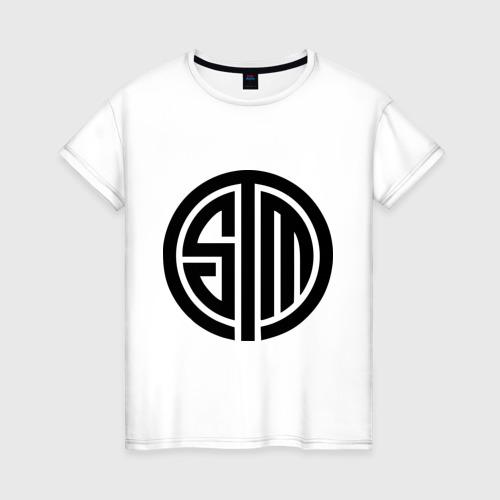 Женская футболка хлопок SoloMid