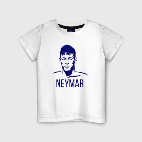 Детская футболка хлопок Neymar