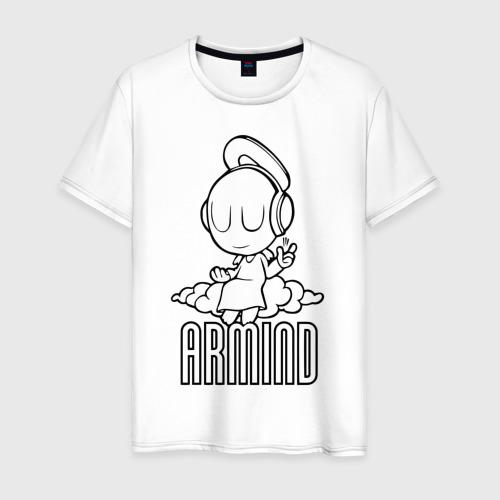 Мужская футболка хлопок Armind