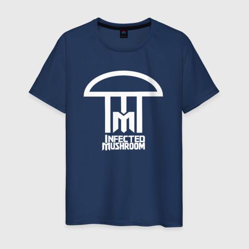 Мужская футболка хлопок Inficted Mushroom