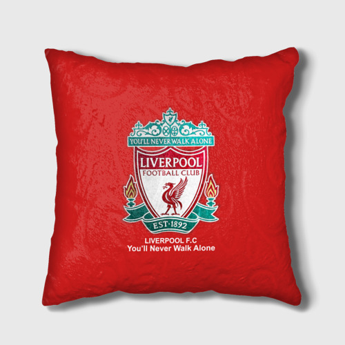 Подушка 3D Liverpool