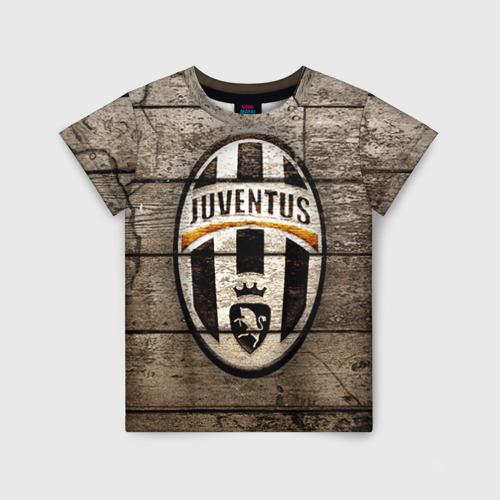 Детская футболка 3D Juventus