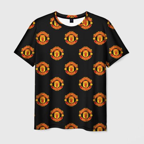 Мужская футболка 3D Manchester United