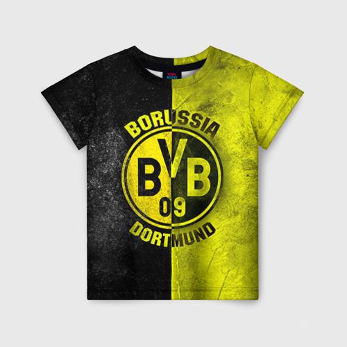 Детская футболка 3D BVB