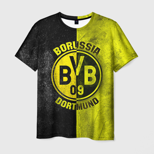 Мужская футболка 3D BVB