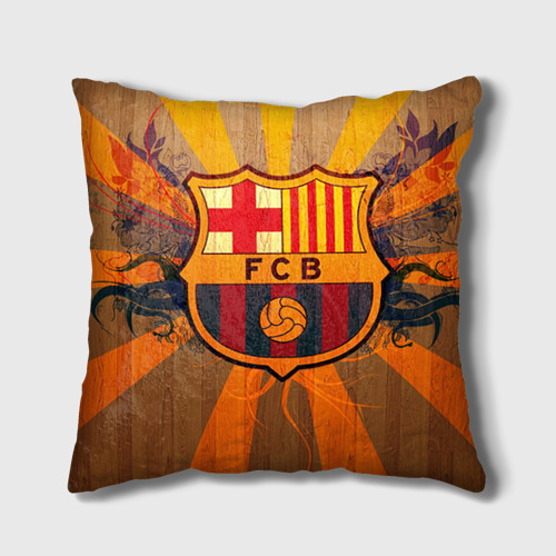Подушка 3D Barcelona