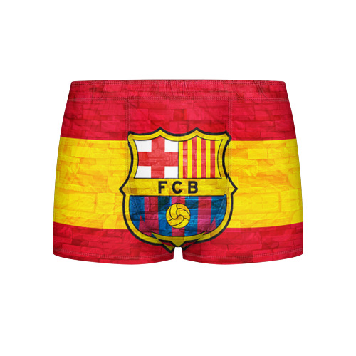 Мужские трусы 3D Barcelona