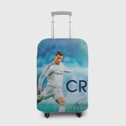 Чехол для чемодана 3D Ronaldo