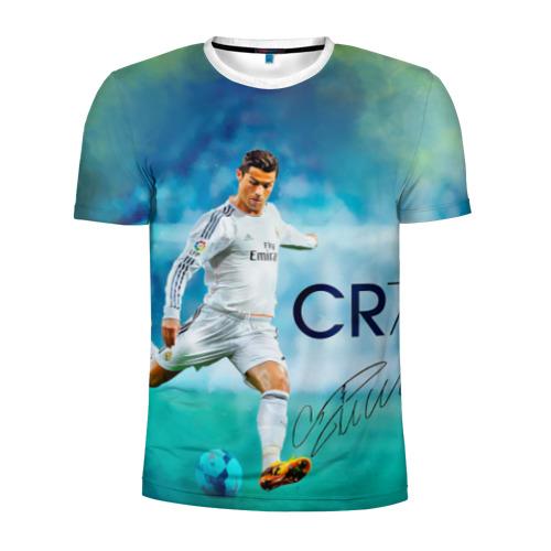 Мужская футболка 3D спортивная Ronaldo