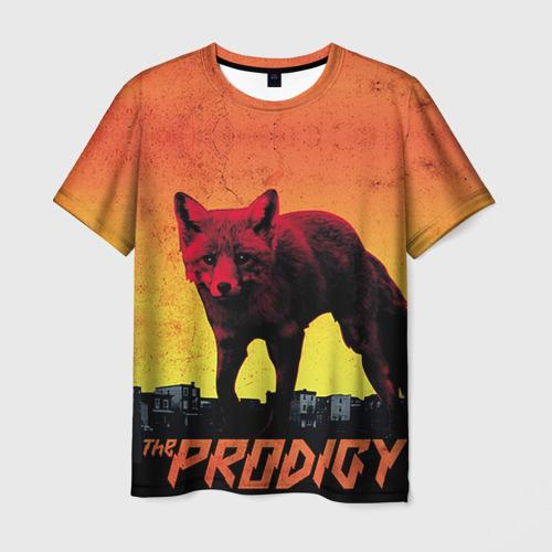 Мужская футболка 3D The Prodigy
