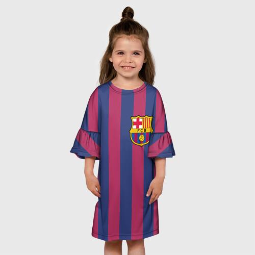 Детское платье 3D Xavi