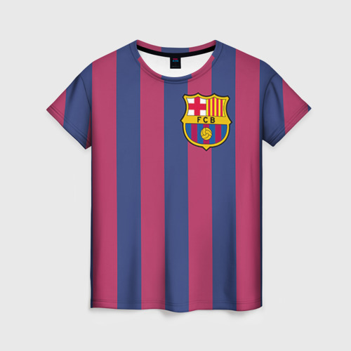 Женская футболка 3D Neymar