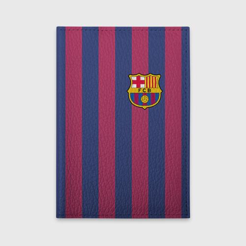 Обложка для автодокументов Messi