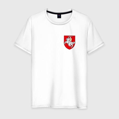 Мужская футболка хлопок Пагоня (Погоня)