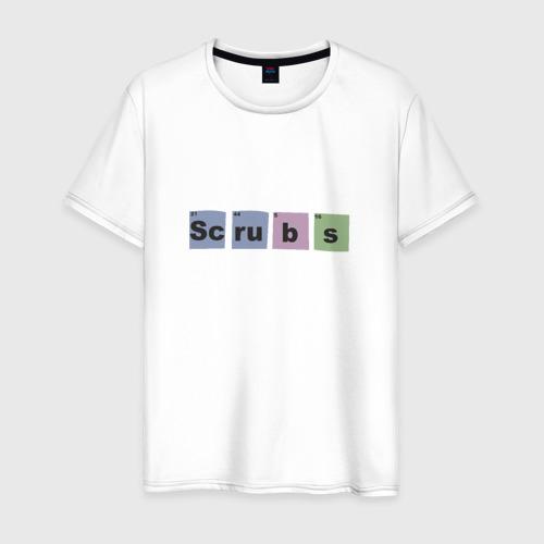 Мужская футболка хлопок Клиника