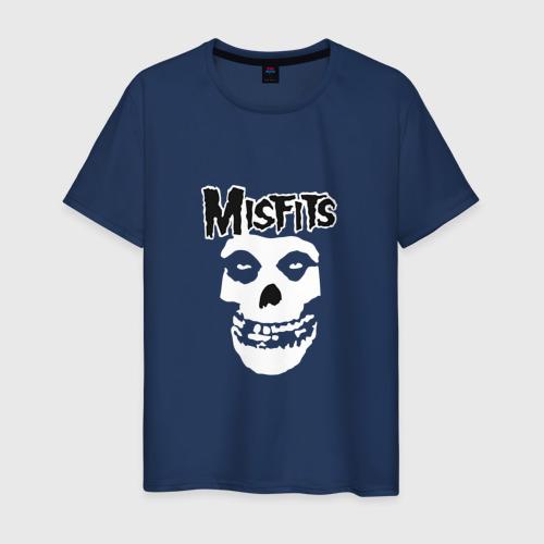 Мужская футболка хлопок Отбросы