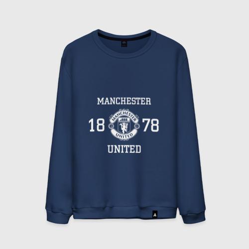 Мужской свитшот хлопок Manchester United 1878