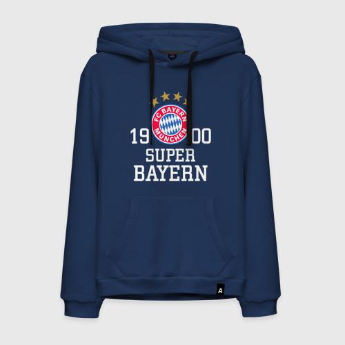 Мужская толстовка хлопок Super Bayern