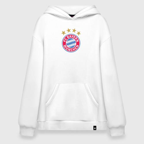 Худи SuperOversize хлопок Super Bayern