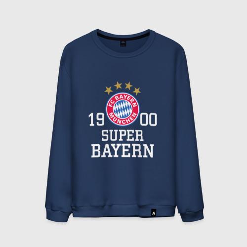 Мужской свитшот хлопок Super Bayern