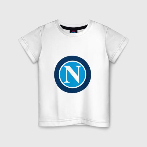 Детская футболка хлопок Наполи