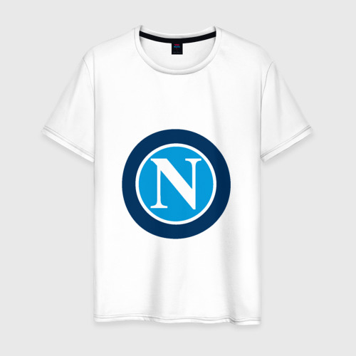 Мужская футболка хлопок Наполи
