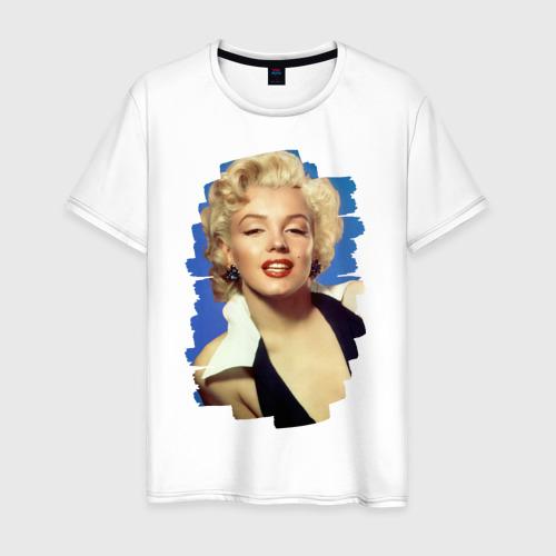 Мужская футболка хлопок Мэрилин Монро