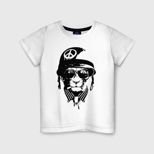 Детская футболка хлопок Pacific cat