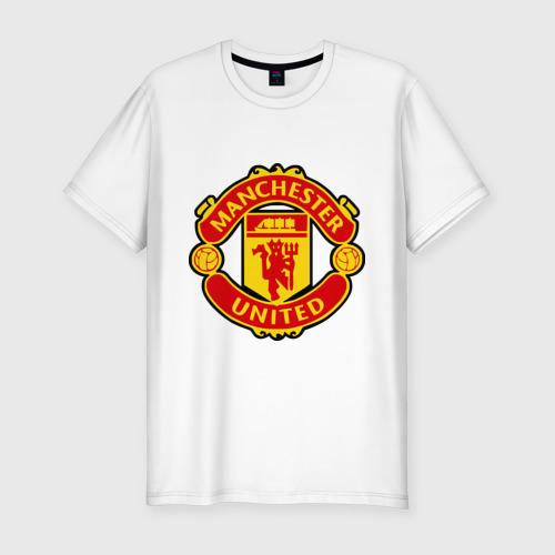 Мужская футболка хлопок Slim Rooney