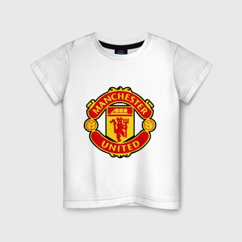 Детская футболка хлопок Beckham