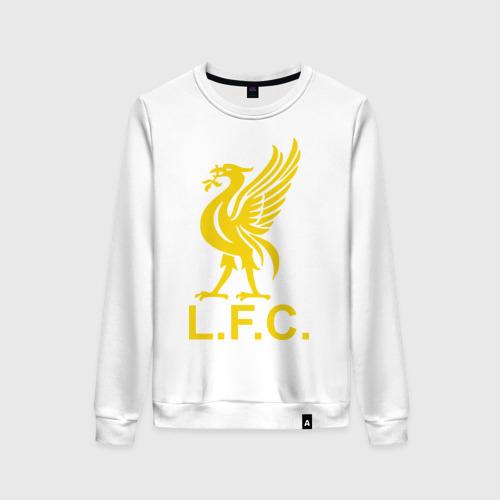 Женский свитшот хлопок Liverpool Gerrard