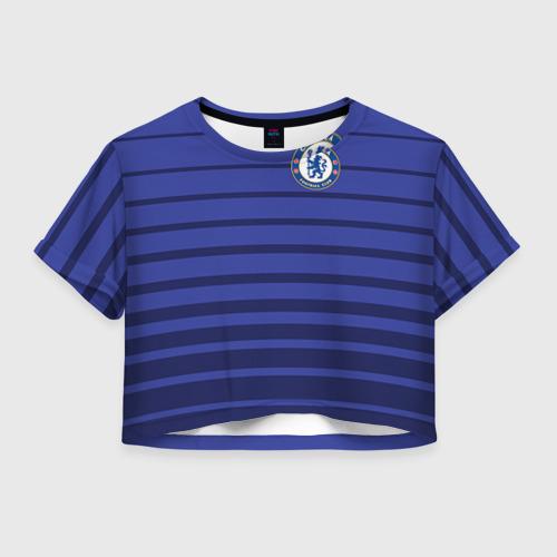 Женская футболка Crop-top 3D Chelsea Zola