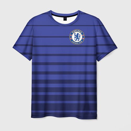 Мужская футболка 3D Chelsea Drogba