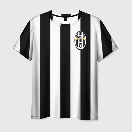 Мужская футболка 3D Juventus Vidal