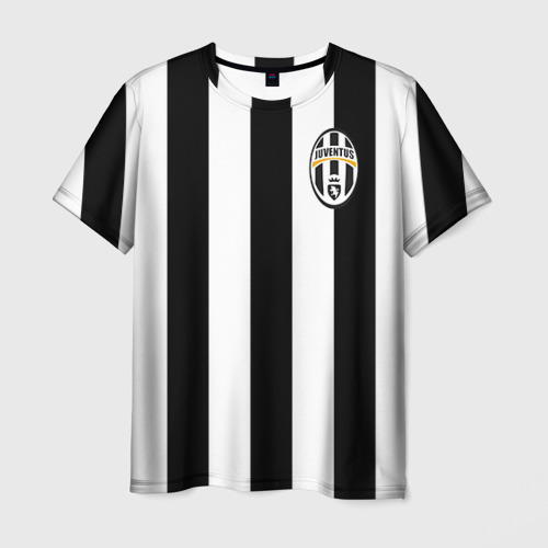 Мужская футболка 3D Juventus Tevez
