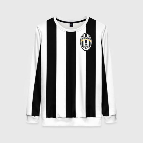 Женский свитшот 3D Juventus Pirlo