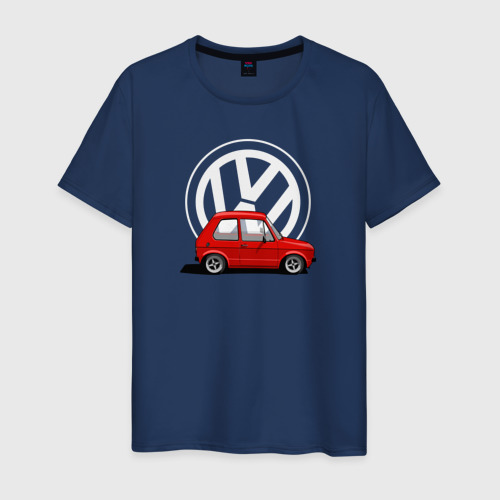 Мужская футболка хлопок Golf mk I