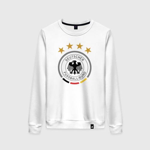 Женский свитшот хлопок Сборная Германии