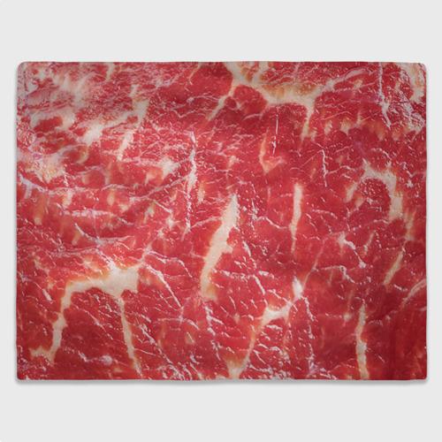 Плед 3D Мясо