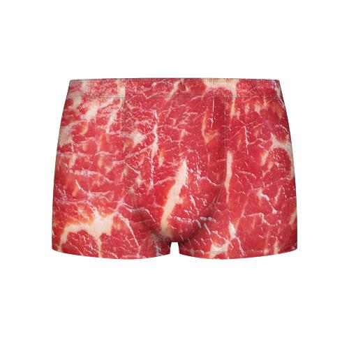 Мужские трусы 3D Мясо