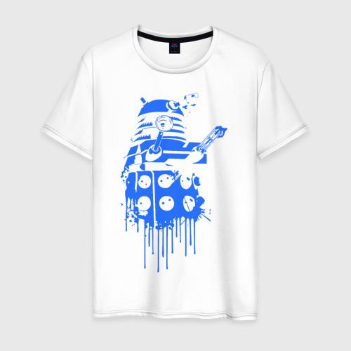 Мужская футболка хлопок Daleks