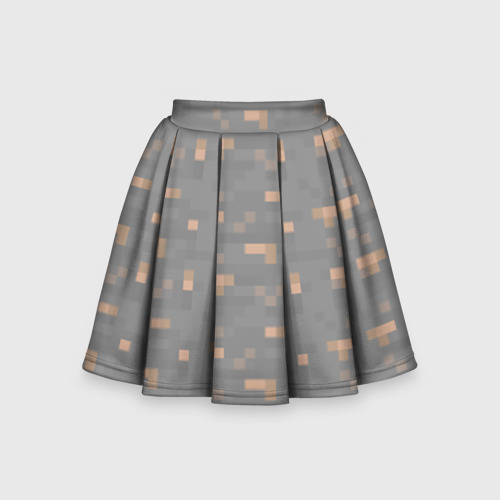 Детская юбка-солнце 3D Железная руда