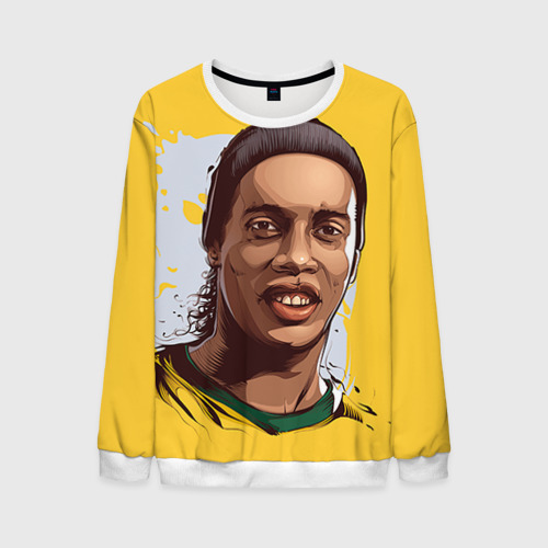Мужской свитшот 3D Ronaldinho