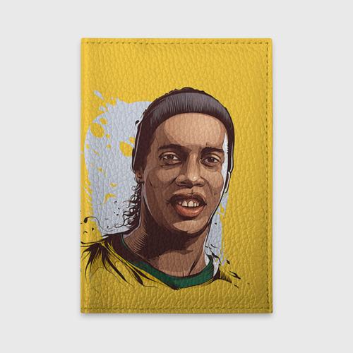 Обложка для автодокументов Ronaldinho