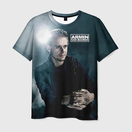 Мужская футболка 3D Armin Van Buuren